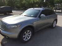 2004 Infiniti FX35- Safety & Emission included
