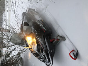 '06 Polaris - Fast sled - great shape *see my other ads to trade Strathcona County Edmonton Area image 2