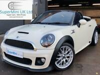MINI ROADSTER COOPER S JCW CHILI PACK Pepper White Manual Petrol 2013