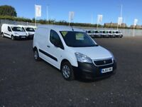 Peugeot Partner 1.6 HDI 92 PROFESSIONAL (white) 2015
