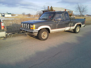 PARTING OUT 89-92 FORD RANGERS RWD! 4.0L 5 Speed London Ontario image 3