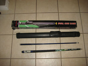 Pool Cue,Case and Accessories