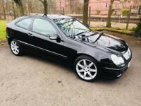 2007 Mercedes-Benz C Class 1.8 C180 Kompressor SE Coupe 2dr Petrol
