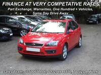 Ford Focus 1.8 125 2007.5MY Zetec Climate 6