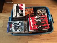 Lot de DVD - Séries télé