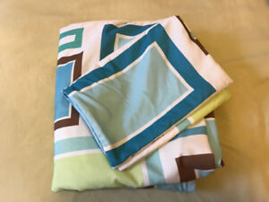 Single Bed Duvet Cover and Pillowcase