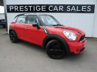 2012 MINI Countryman 2.0 Cooper SD 5dr Diesel red Manual