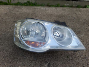 Headlight droit Volkswagen Golf CITY 2008 2009 2010