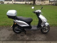Piaggio Fly 125 2008 low miles