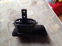 Spring loaded short throw shifter for 87/93 mustang T5