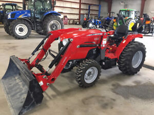 Almost New Massey 1734E