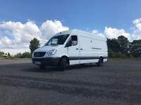 2012 Mercedes Sprinter 313 Cdi LWB No Vat 2.1