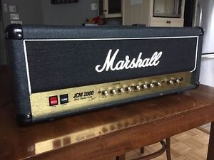 Marshall JCM 2000 DSL British Echange/Trade