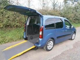 2013 Citroen Berlingo Multispace 1.6 HDi 90 Plus 5dr WHEELCHAIR ACCESSIBLE VE...