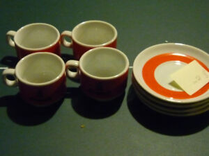 Turkish / Expresso Coffee Cup Set
