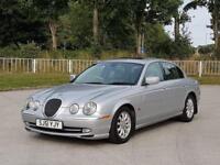 2001 Jaguar S-Type 3.0 V6 SE 4dr