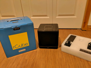 Arcam rCube for iPod and iPhone