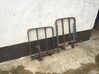 Ford tractor bull bars