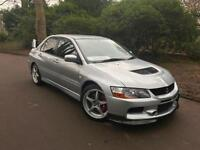 Mitsubishi Lancer EVO IX MR FQ-360 HKS Final Edition,26,000 miles incl EVO plate