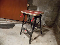 Folding Working Table