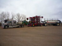 Hire who the dealers rely on! haul, tow all types of equipment!