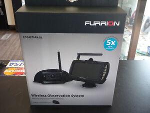 Furrion FOS48TAPK-BL Wireless High-Speed RV Observation System w
