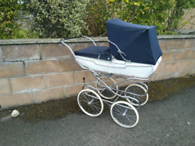 Silver cross prams £80 for quick sale