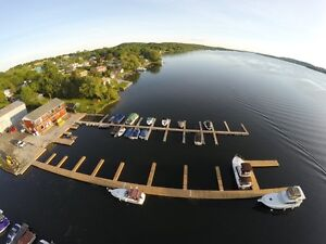 WE HAVE YOUR SPOT! CHEMONG LAKE DOCKAGE