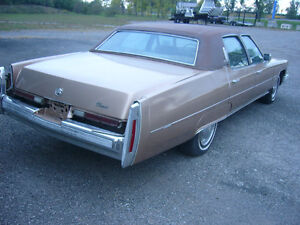 1975 Cadillac Brougham Kawartha Lakes Peterborough Area image 3