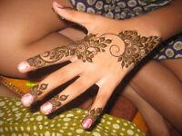 Experienced Henna/Mehandi