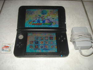 Mario & Luigi 3DS XL w/Charger & 3000+ Games!