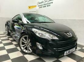 image for 2011 Peugeot Rcz HDI GT COUPE Diesel Manual