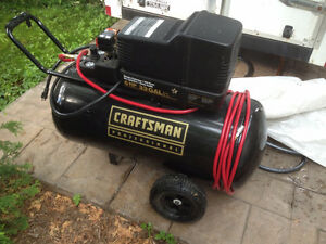 Compresseur 6HP 33 gallons Craftsman Professional