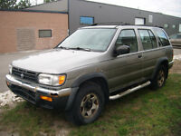 1998 Pathfinder V6 5 Speed