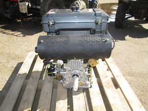DIESEL ENGINE 25 HP V TWIN GREAT FOR SAWMILL/ EQUIPMENT OR WHY Prince George British Columbia image 6