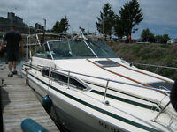 26 ft. Sea Ray with lots of toys