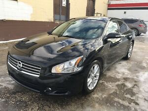 2009 Nissan Maxima 3.5SV, Heated leather seats, safety, moonroof