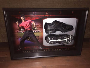 Tiger Woods Cleates