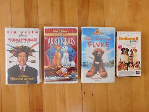 Films sur cassettes VHS à vendre Saguenay Saguenay-Lac-Saint-Jean image 2