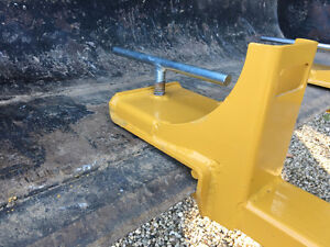 clamp to bucket PALLET FORKS, 2 sizes available, FREE SHIPPING Moose Jaw Regina Area image 8