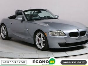 2006 BMW Z4 3.0si MAGS GR ELECT CONVERTIBLE