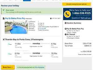 "All inclusive ""Grande Bahia principe"" superior royal golden"