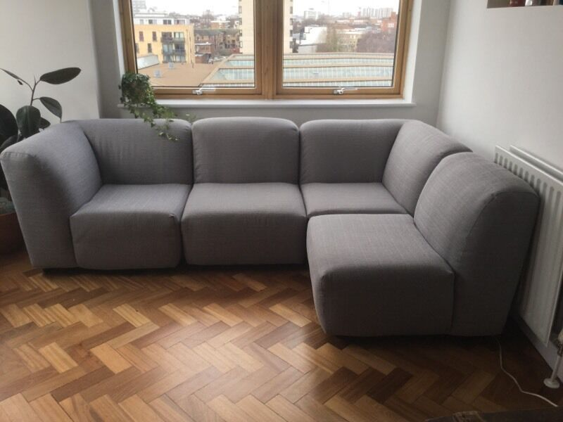 Marks and spencer new modular sofa in bethnal green for Spencer sofa bed