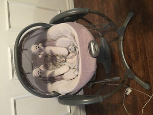 Graco Glider Elite Swing and Bouncer