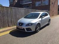 Seat Leon 2.0 TDI DPF FR 5dr LOW MILEAGE CAMBELT REPLACED 2007 56 REG 59K