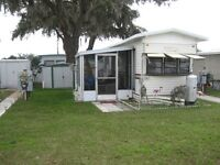 Park Model in Zephyrhills Florida Private RV Park