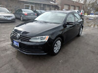 2015 VW JETTA 2.0L 5 SPEED MANUAL  76,000 KM  HEATED SEATS London Ontario Preview