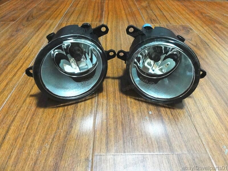 1Pair Fog Lamps Front Fog Lights For Toyota Camry 2007-2014