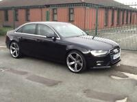 Audi A4 2.0TDI FINANCE AVAILABLE WITH NO DEPOSIT NEEDED