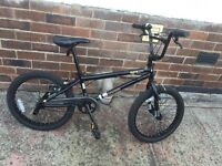 Bmx bike as new